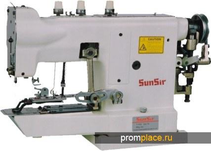 Швейное оборудование - пуговичная машина с функцией пришивания этикетки. Распродажа.