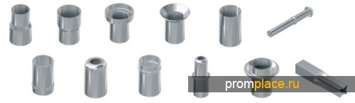 Станок для формовки торцов труб