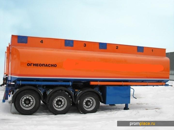 Бензовоз Капри 32А м3