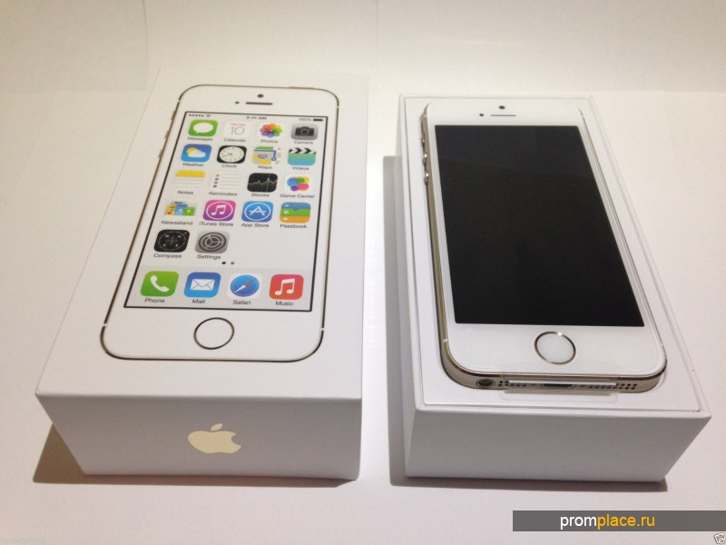iPhone 5S Золото / Щепка