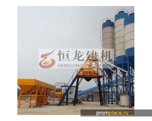 Бетонный завод 50м3 в час