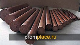 Текстолит стержневой Ø 25 мм длина 980 мм 0,8 кг
