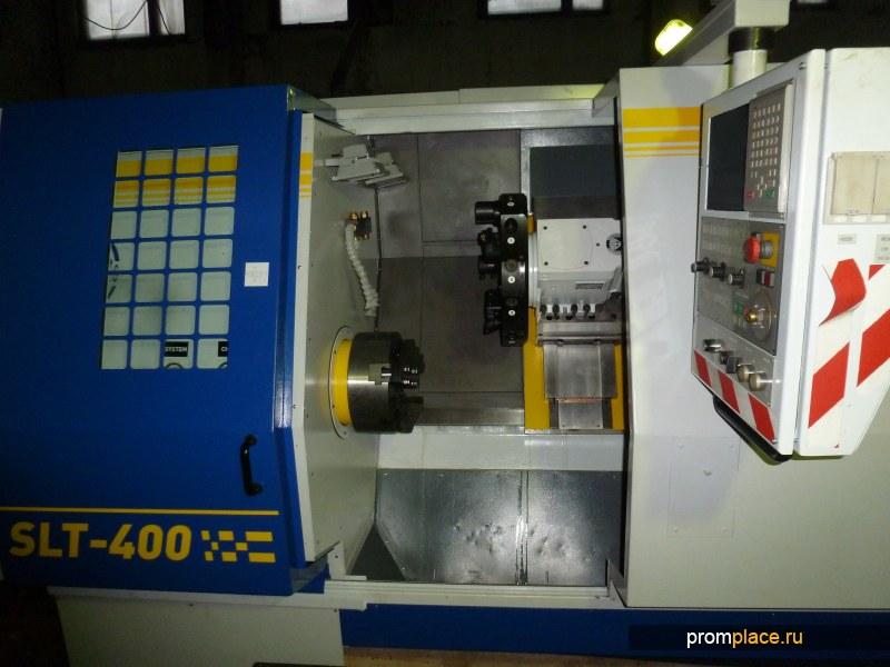 SLT-400 продам Чешский токарный станок с ЧПУ