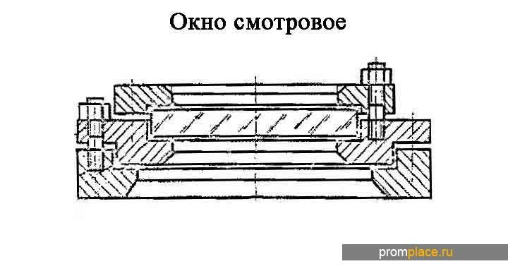 Окно смотровое АТК 24.201.10-90