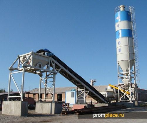 Оборудование для смешивания стабилизированного грунта