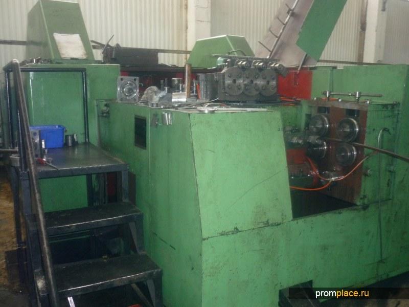 Продаю холодновысадочный автомат для производства холодной штамповки гаек Z41-22/4S