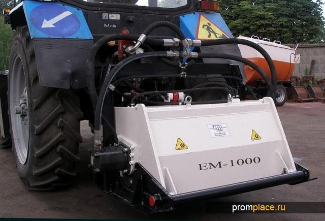 Фрезы дорожные серии ЕМ для тракторов МТЗ