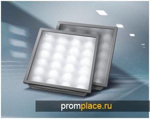 Светодиодные светильники офисные потолочные