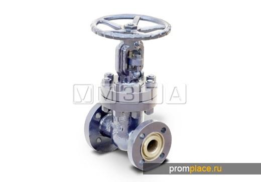 Задвижки стальные литые клиновые PN 16,0 МПа, DN 50-1200мм.