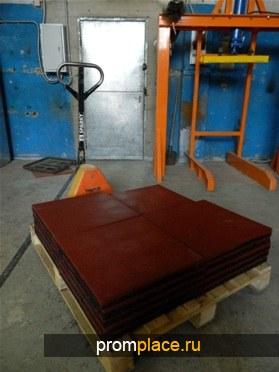 Оборудование для производства напольных покрытий из резиновой крошки