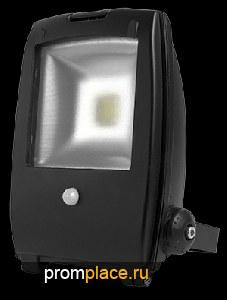 """Светодиодные прожекторы с датчиками движения и """"день-ночь"""""""