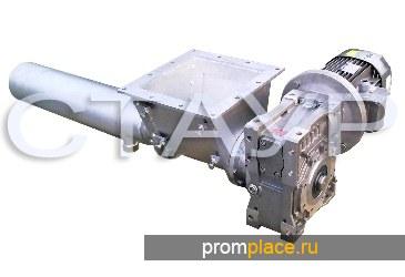 Изготовление шнековых транспортеров, оборудование для транспортировки сыпучих и кусковых грузов