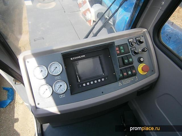 Автокран ZOOMLION QY50V532
