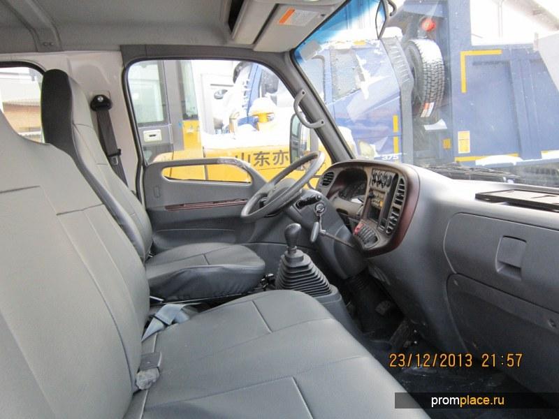 Hyundai HD78 двух кабинный(бортовой грузовик с тентом)