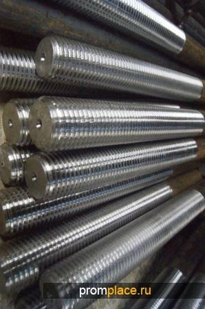 Болт фундаментный ГОСТ 24379.1-80 М48х1700 (вес 28,770) тип 1, исполнение 1.