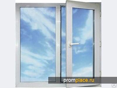 Окна пластиковые (ПВХ)