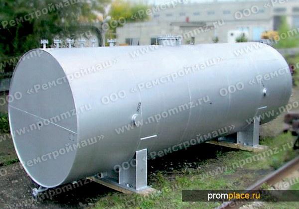 Продам горизонтальные резервуары РГС