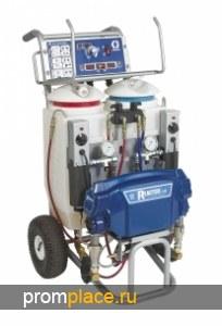 Оборудование GRACO для пенополиуретана.Многокомпонентный дозатор Reactor E-10.