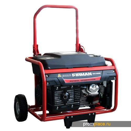Бензиновый генератор FIRMAN ECO8990E