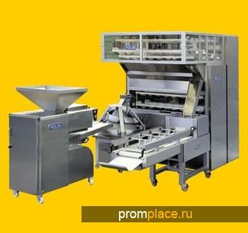 Оборудование хлебное, кондитерское от «POLIN» - Италия