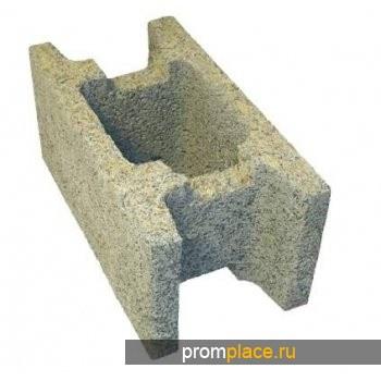 Строительные блоки Дюрисол. Серия DMi 25-18  500x250x250