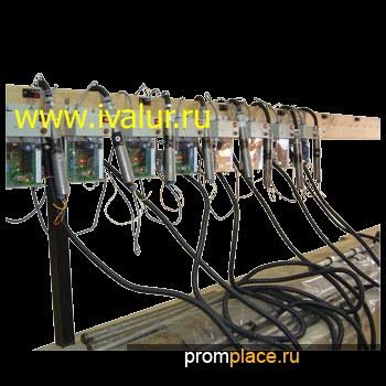 Сигнализаторы прохождения очистного устройства