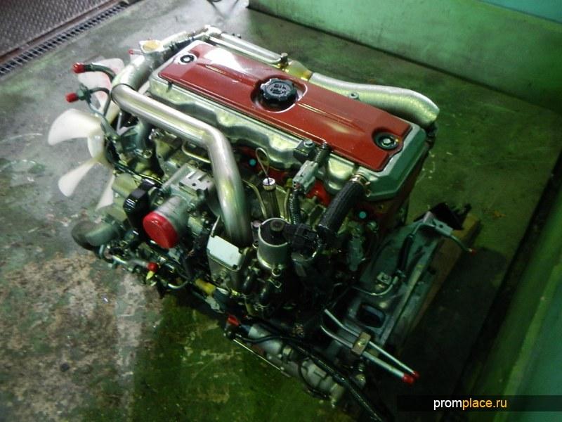 Двигатели Toyota/HINO J05C, J05D, N04C, S05C, S05D и запчасти к ним в одном месте!