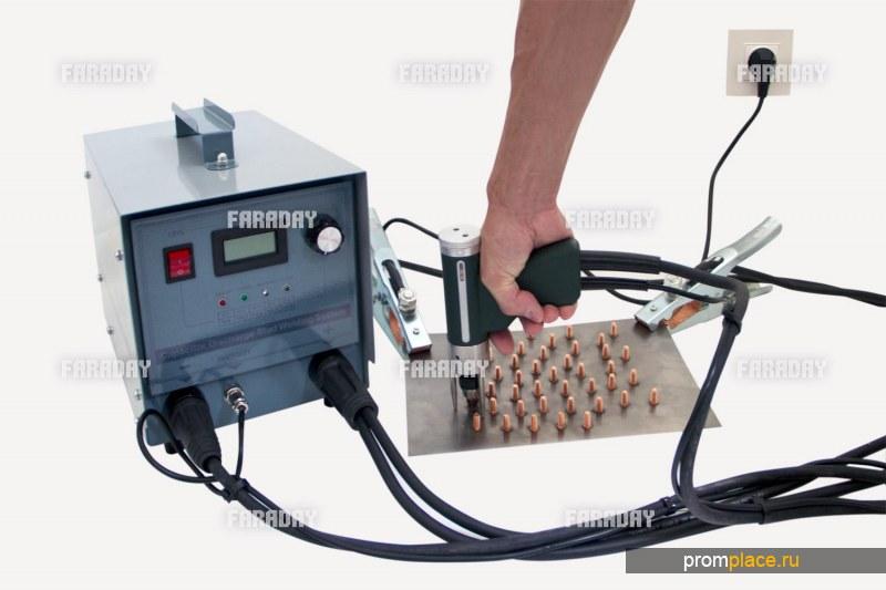 Аппарат конденсаторной сварки FARADAY