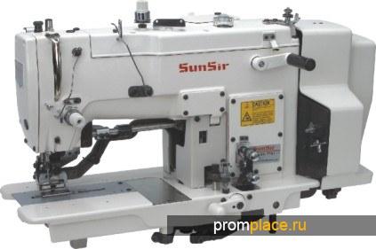 Швейное оборудование - петельная машина