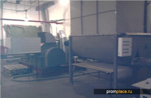 Линия по производству утеплителя эковата 600 кг/час