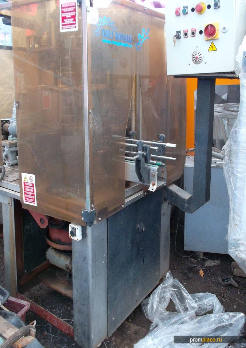 Автоматы для нанесения мюзле Robino&Galandrino