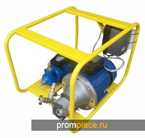 Оборудование для жидкойрезиныГамма - RS