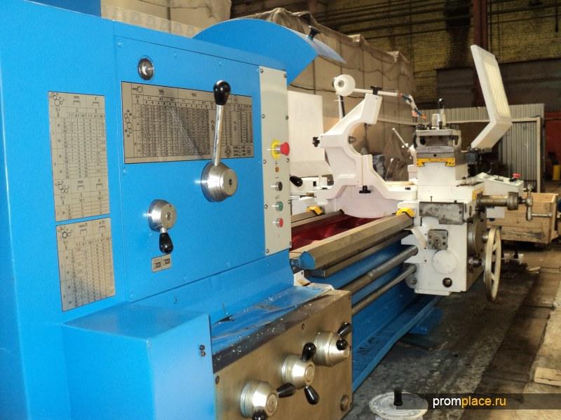 Токарно-винторезный станок мод. 16К40 (16Р40) РМЦ 750-10000мм.