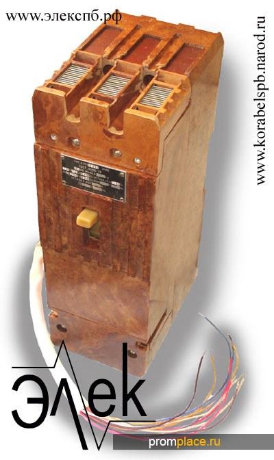 Автоматические выключатели – продажа