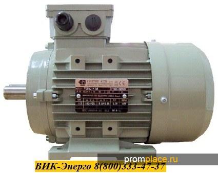 Электродвигатели для металлургии Electro Adda
