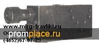 Гидроклапан редукционный модульного монтажа МКРВ-10/3М: