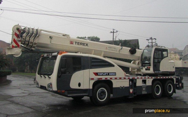 Автокран TEREX  TOPLIFT TTC025G