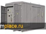 КТПГС  - комплектная   трансформаторная   подстанция для городских сетей