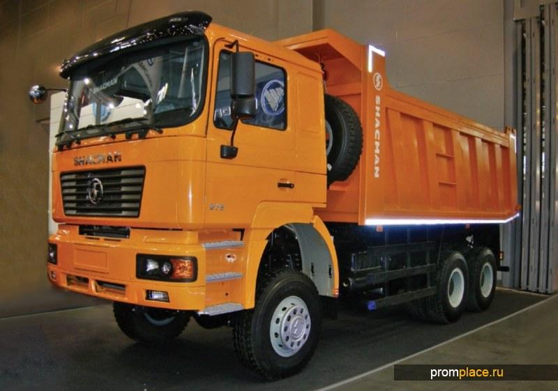 Самосвал Shacman 6x6 SX3256DR385, F2000 336 л.с
