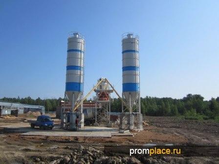 Бетонный завод Semix-120 Major