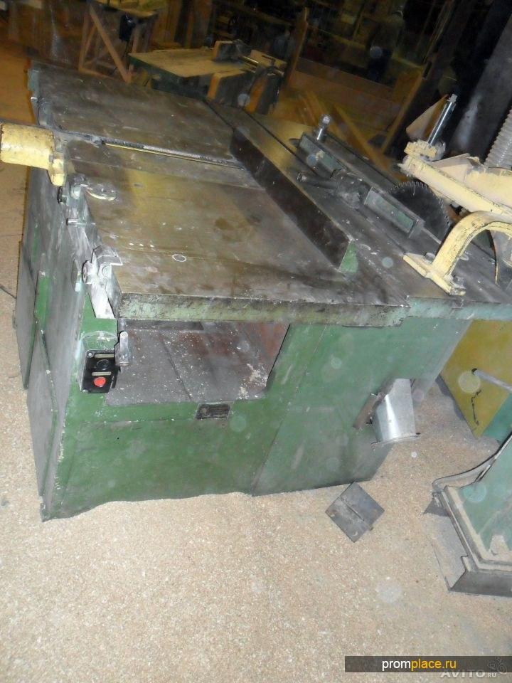Станок комбинированный деревообрабатывающий К40-М1