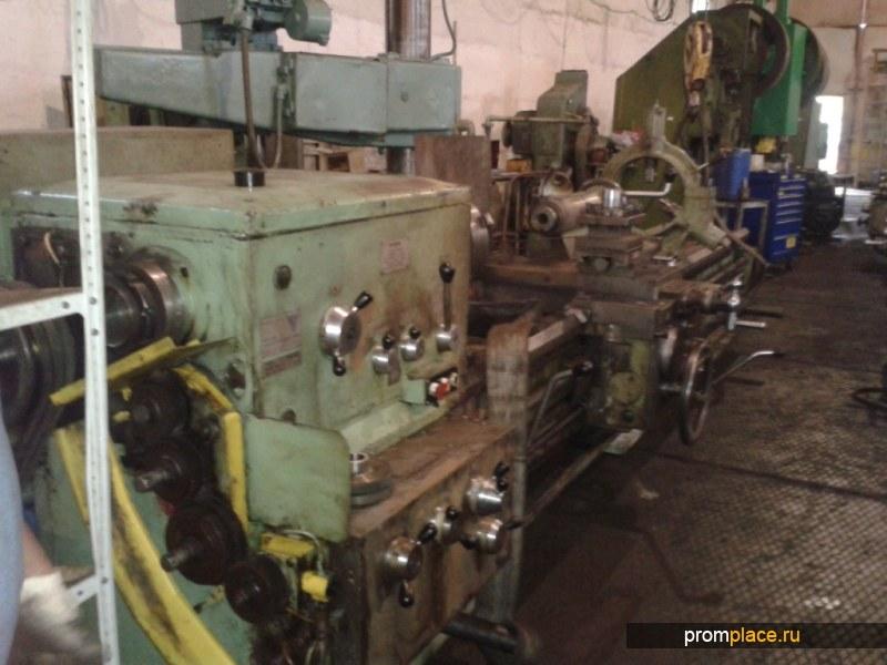 Станок токарно-винторезный 1М63Н-3 РМЦ 3000 1994 г.в.