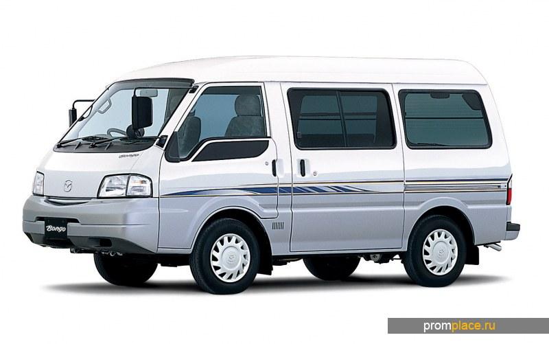 Все запчасти Mazda Bongo (1995-2013) в одном месте!