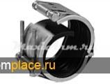 Соединительные трубные муфты, ремонтные хомуты D26.9-4000мм,Straub (ШТРАУБ)