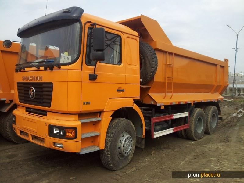 Cамосвал Shaanxi SX3256DR384 с новым кузовом Rimula