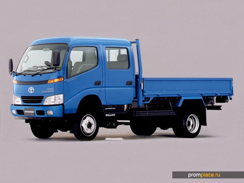 Все запчасти Toyota Dyna/Toyoace, Hino Dutro (1995-2013) в одном месте!