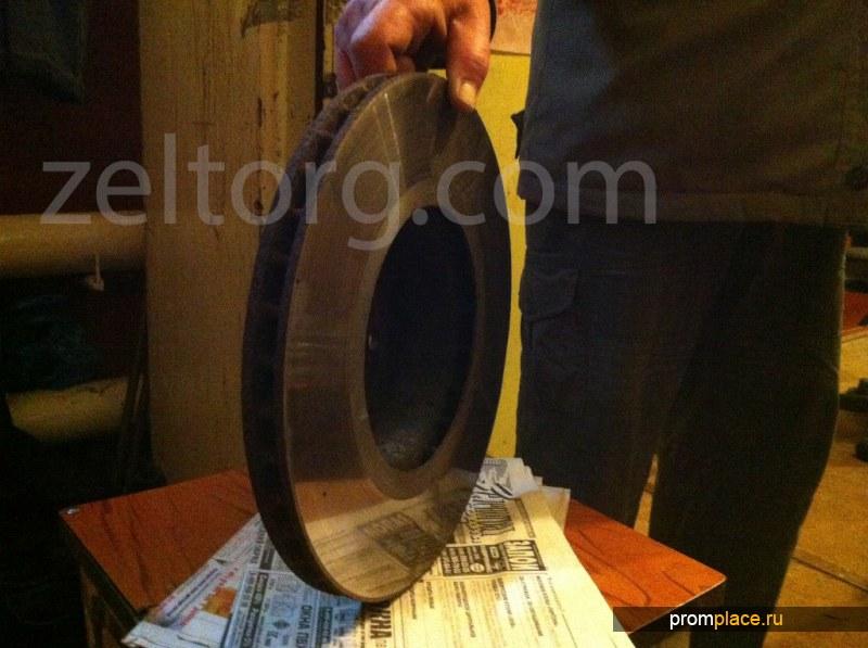Проточить тормозные диски