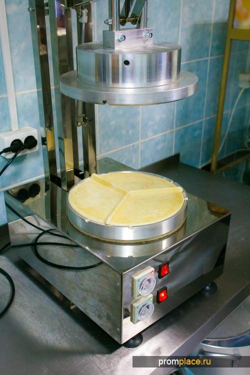 Оборудование для приготовления и продаж пиццы
