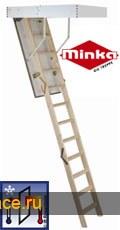 Лестницы на чердак и мансарду MINKA