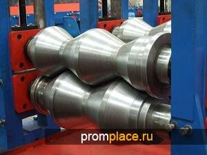 Линия для производства металлического сайдинга Двойное бревно